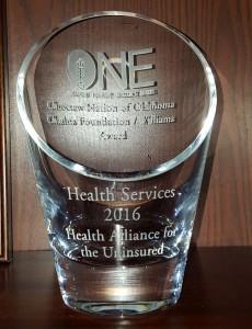 HAU - ONE Award 2016